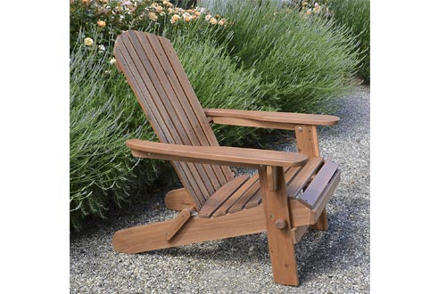 Plant Theatre Adirondack Folding Hardwood Chairs