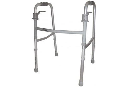 APM Junior Dual Trigger-Release Folding Walkers