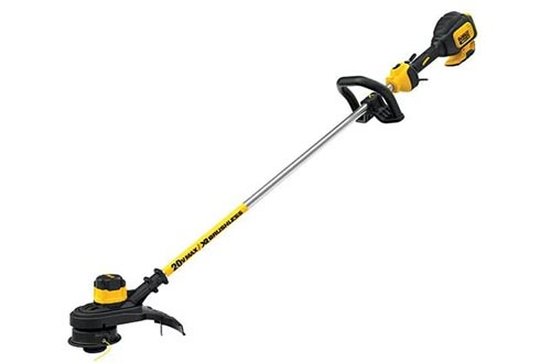 "DEWALT DCST920B 20V MAX Lithium-Ion XR Brushless 13"" String Trimmers (Bare Tool)"