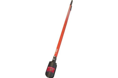 Bully Tools 92382 14-Gauge 5.5-Inch Post Hole Diggers with Fiberglass Handle