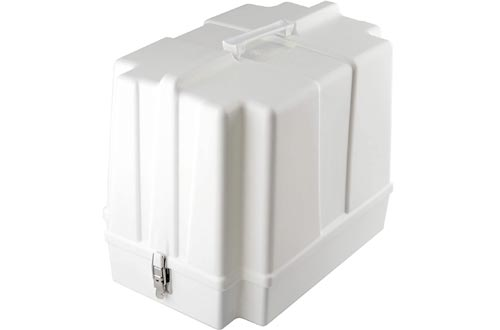 Brother 5300 Sewing Machine Cases White