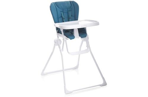 JOOVY Nook High Chairs, Turquoise