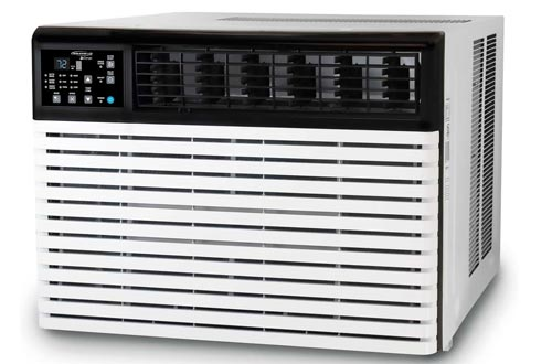 SoleusAir WS2-12E-201 Energy Star 12,000 BTU 115V Window-Mounted Air Conditioners with LCD Remote Control, White