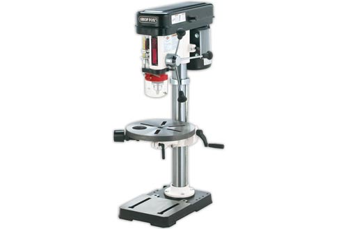 Shop Fox W1668 ¾-HP 13-Inch Bench-Top Drill Presses/Spindle Sander