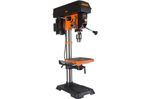 WEN 4214 12-Inch Variable Speed Drill Presses,Orange