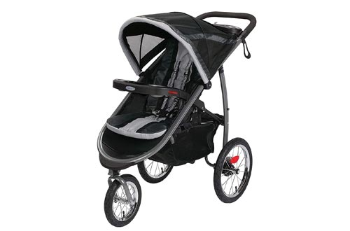 Graco FastAction Fold Jogging Strollers, Gotham