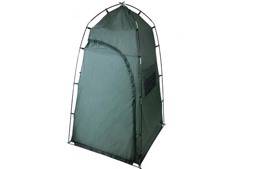 Stansport Cabana Privacy Shelter, Camp Showers, Toilet, Changing Room, 4' x 4' x 7'