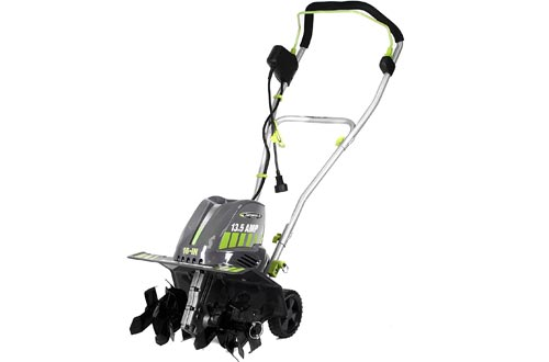 Earthwise TC70016 16-Inch 13.5-Amp Corded Electric Tillers/Cultivator, Grey