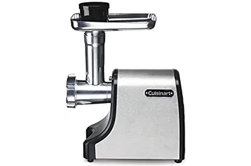 Cuisinart MG-100 Electric Meat Grinders, Stainless Steel