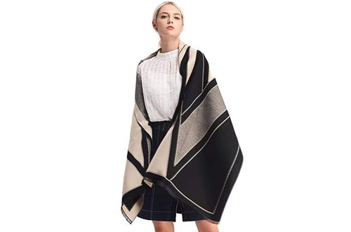 Winter Blanket Scarfs Shawls And Wraps For Evening Dresses Cashmere Feel Large Scarfs Scarves For Men And Women