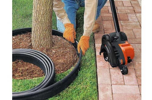 BLACK+DECKER LE750 12 Amp 2-in-1 Landscape Edgers and Trencher