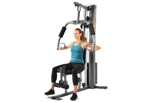 Kinelo Gold's Gyms XRS 50 Home Gyms with High and Low Pulley System