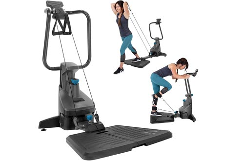 Teeter FitForm Strength Trainer - Home Gyms, Total Body Resistance Cable Machine, Personal Training App