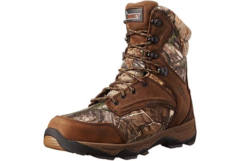 Rocky Men's 8 Inch Retraction 800G Hunting Boots