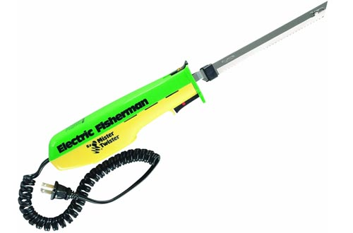 Mister Twister 120V Electric Knives (Green/Yellow)