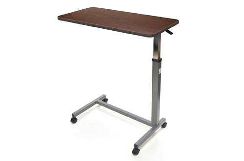 Invacare Overbed Tables, with Auto-Touch Height Adjustment, 6417