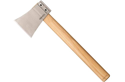 Cold Steel Throwing Axes Camping Hatchet - Great for Axes Throwing Competitions, Camping, Survival, Outdoors and Chopping Wood, Professional Throwing Hatchet, One Size