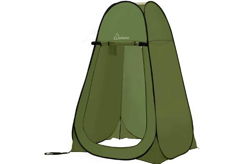 WolfWise Pop-up Showers Tent