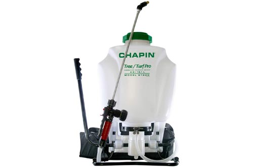 Chapin 61900 4-Gallon Tree and Turf Pro Commercial Backpack Sprayers with Stainless Steel Wand