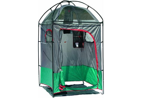 Texsport Instant Portable Outdoor Camping Showers Privacy Shelter Changing Room